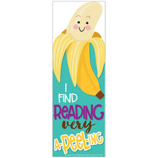 Banana Scented Bookmarks