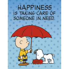 Peanuts® Someone In Need Poster