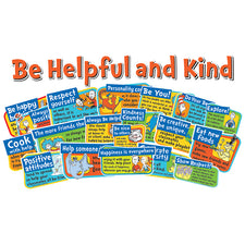 Dr. Seuss™ Be Kind and Helpful Bulletin Board Set