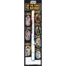 Star Wars™ Goal Setting Vertical Banner
