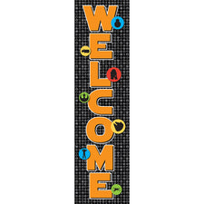 Star Wars™ Super Troopers Vertical Welcome Banner