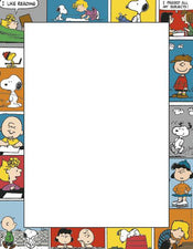 Peanuts® Comic Blocks Computer Paper
