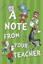 Cat in the Hat™ Teacher Cards