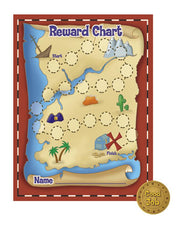 Treasure Hunt Mini Reward Charts