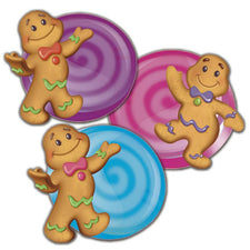 Candy Land Assorted Paper Cut-Outs