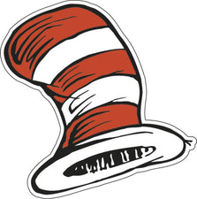 Dr. Seuss™ Cat in the Hat™ Cut-Outs
