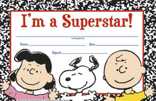 Peanuts® Super Star Recognition Awards