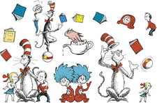 Bulletin Board Set Cat in the Hat™ Large Characters