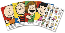 Peanuts® Characters And Motivational Phrases Bulletin Board Set