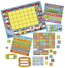 Dr. Seuss™ Calendar Bulletin Board Set