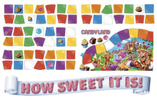 Candy Land How Sweet Mini Bulletin Board Set