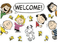 Peanuts® Welcome Go Arounds