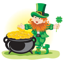 Fun with Leprechaun Messages