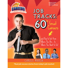 Gallopade Job Tracks: 60 Great Careers and How to Get From Where You Are...to Where you Want to Go!