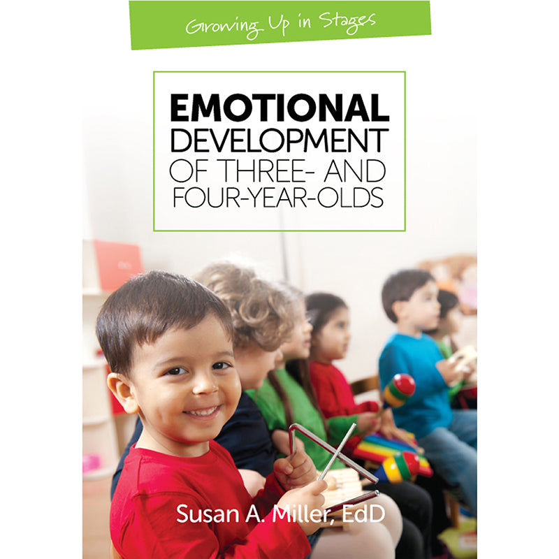 Growing Up in Stages: Emotional Development of Three- and Four-Year-Olds