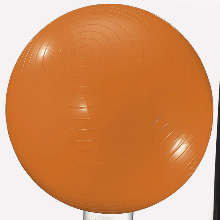 Exercise Ball 34in Orange Masgym34 Supplyme