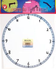 Blank Clock Kit - 24 Clocks