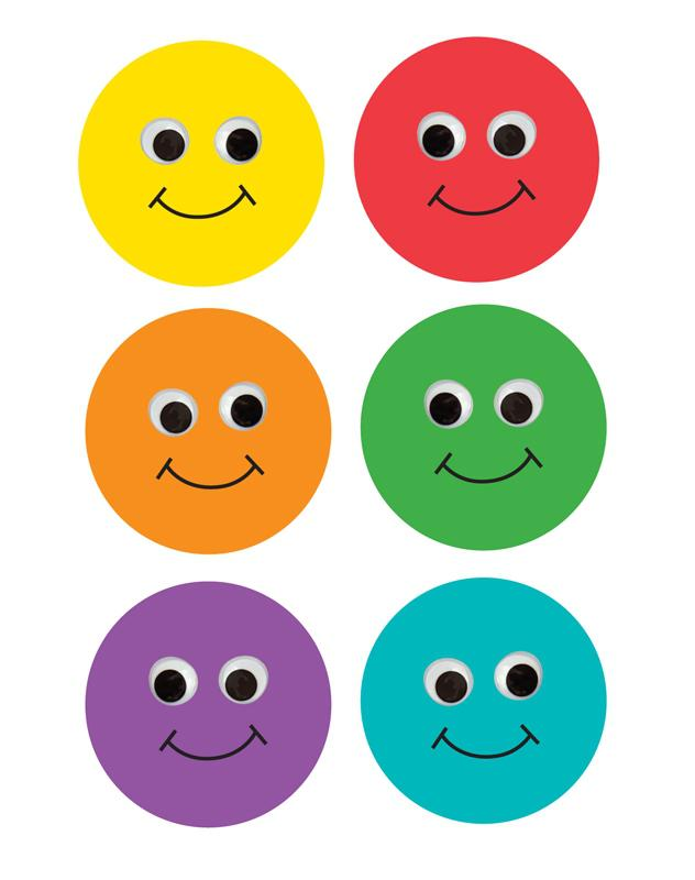 Smiley Face Accents