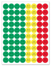 Behavior Stickers - 4 Sheets