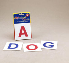 Alphabet Flash Cards, Uppercase