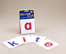 Alphabet Flash Cards, Lowercase