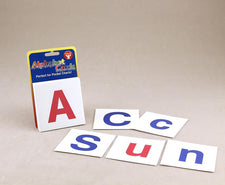 Alphabet Flash Cards, Uppercase & Lowercase