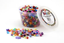 Bucket O` Beads, 10 Oz Multi-Mix