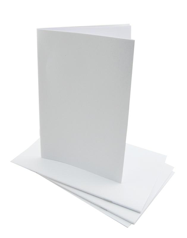 White Softcover Blank Books, Set of 10