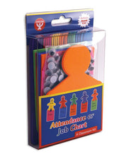 Job Board / Attendance Chart Kit