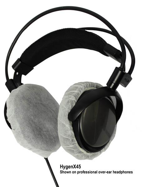 On Ear Covers For Headsets 3-3/4 Inch, 50 Pair