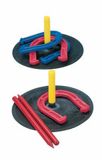 Indoor Outdoor Horseshoe Set