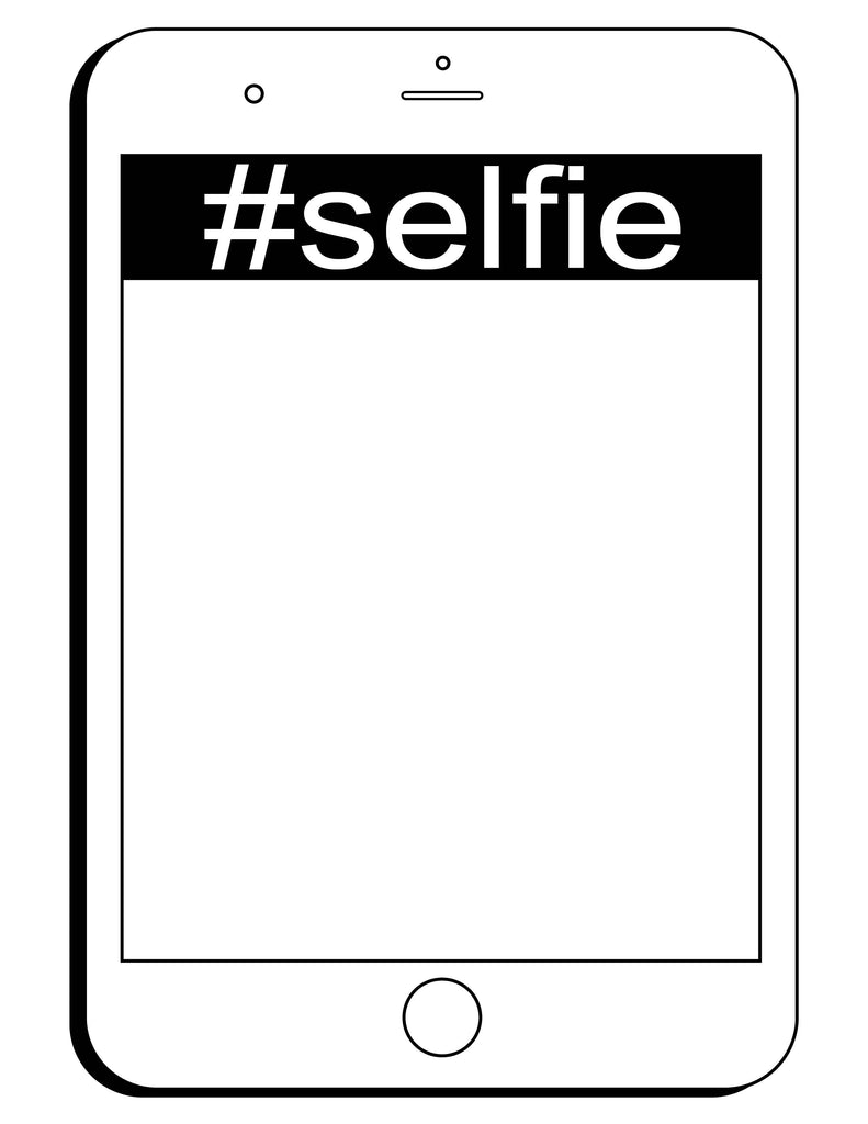 image about All About Me Free Printable Worksheet identified as selfie Totally free Printable Worksheet SupplyMe