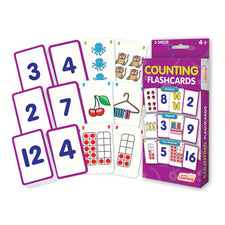 Junior Learning Counting Flashcards