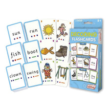 Junior Learning Decoding Flashcards