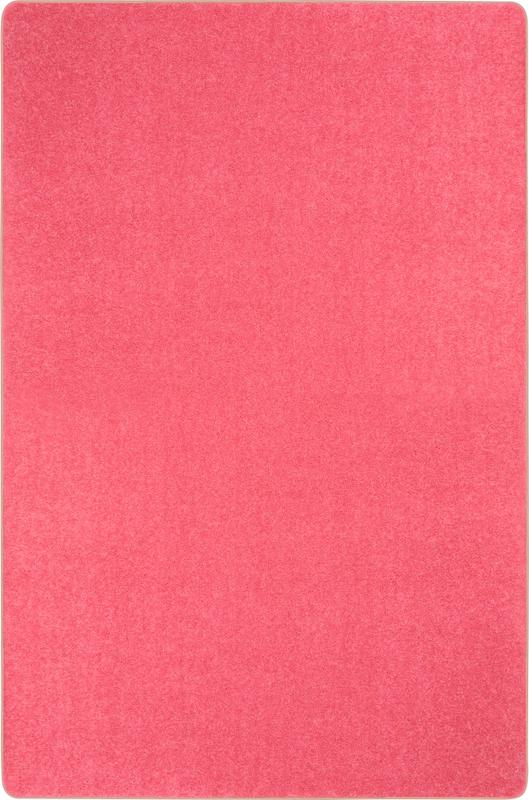 Just Kidding™ Hot Pink Classroom Rug, 6' Square