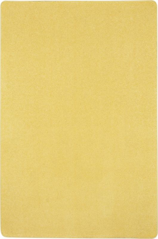 Just Kidding™ Lemon Yellow Classroom Rug, 6' Square