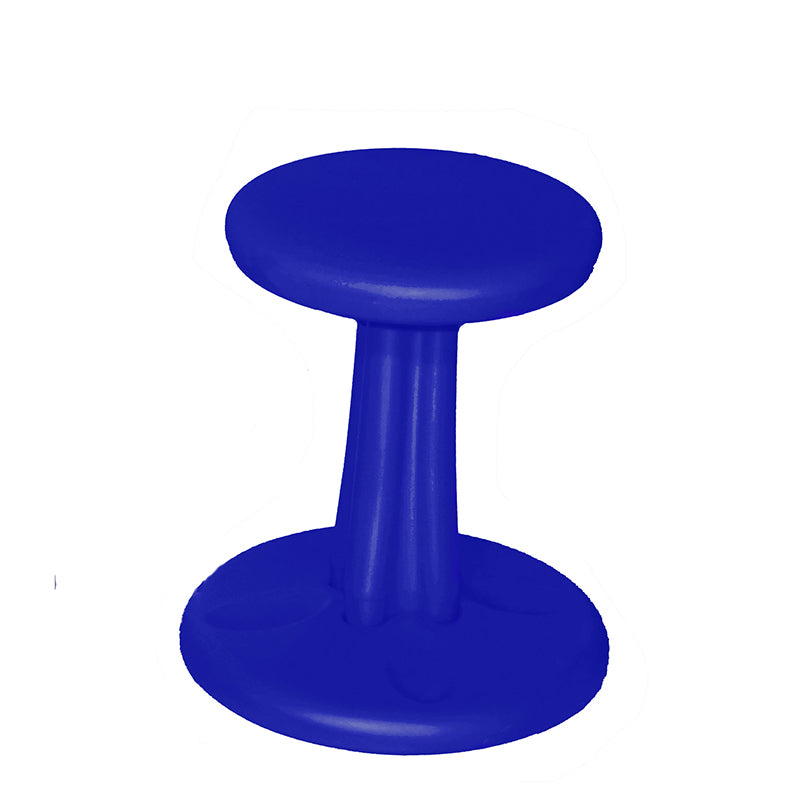 "Kids Kore WOBBLE™ Chair, 14"" Dark Blue"