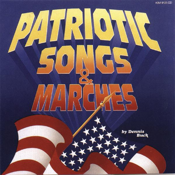Patriotic Songs & Marches CD All Ages