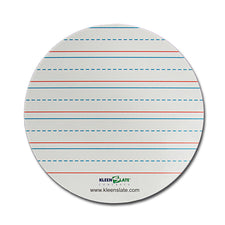 Circles Manuscript Lined Replacement Dry Erase Sheets