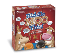 Riddle Moo This™ Silly Riddle Word Game