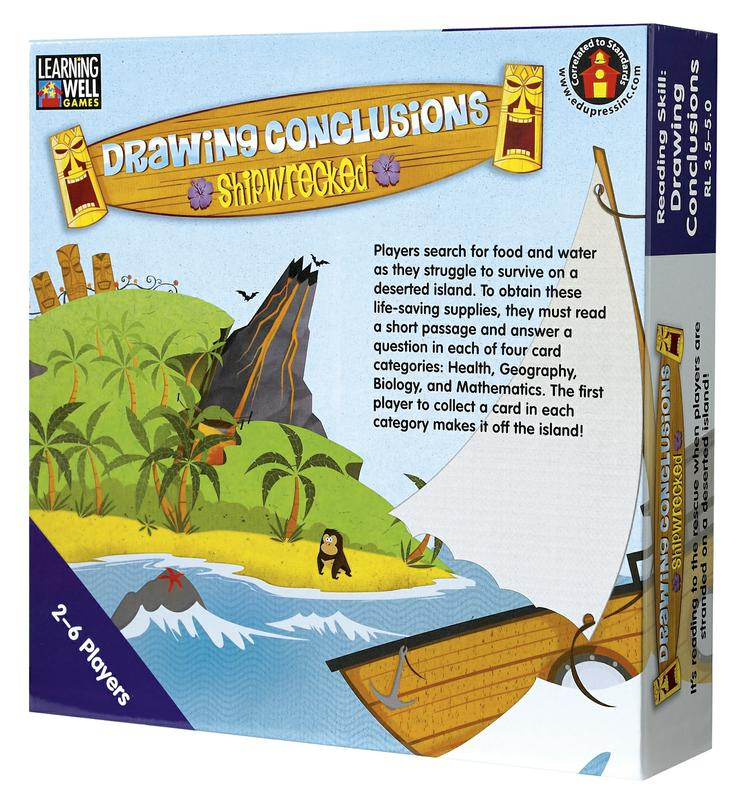 Drawing Conclusions Game, Blue Level