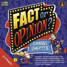 Fact or Opinion Game, Red Level