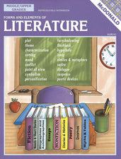 Forms And Elements of Literature Reproducible Book, Grades 6-9