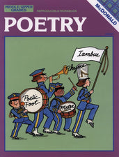 Poetry Reproducible Book, Grades 6-9