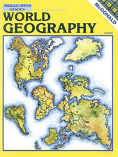 World Geography Reproducible Book, Grades 6-9