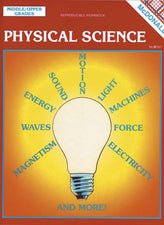 Physical Science Reproducible Book, Grades 6-9
