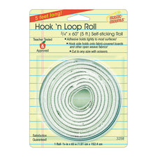 "Miller Studio Hook 'n Loop Roll, 3/4"" x 60"""