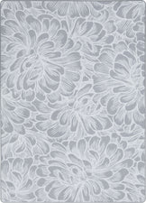 "New Bloom™ Classroom Rug, 5'4"" x 7'8"" Rectangle (Sterling)"
