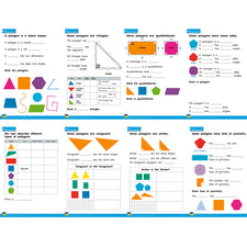 Math Posters: Two-Dimensional Shapes