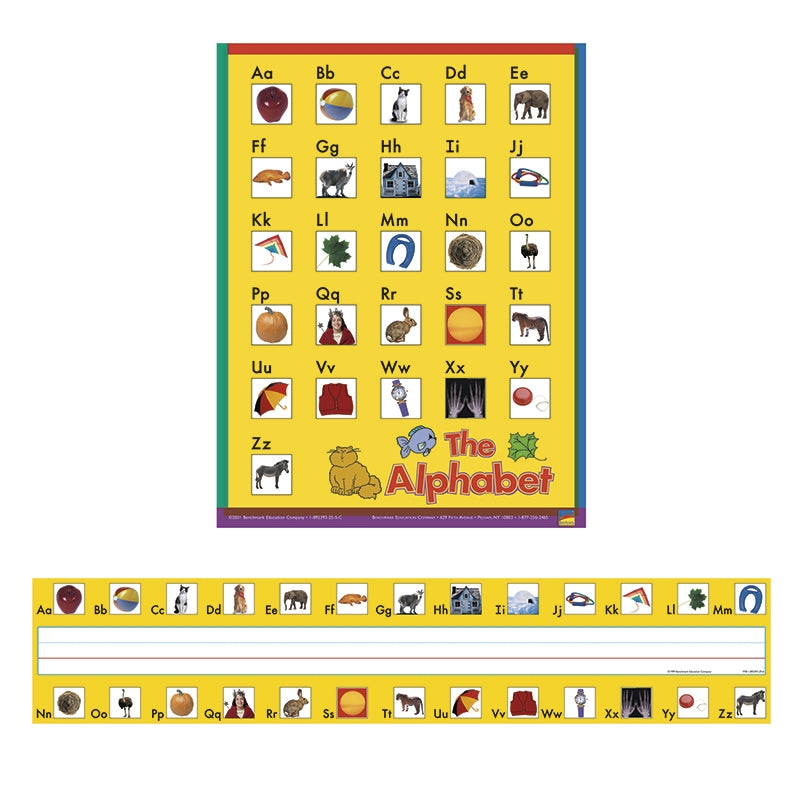 Newmark Learning Alphabet Starter Set